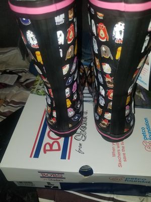 BOBS rain boots for Sale in Covina, CA