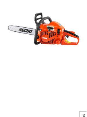 Chainsaw echo for Sale in Modesto, CA