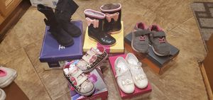 *PENDING PICK-UP* FREE - Size 9 Kids/Girls Shoes for Sale in Chino, CA
