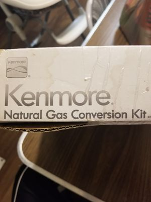 New Kenmore natural gas conversion kit for Sale in Henderson, NV