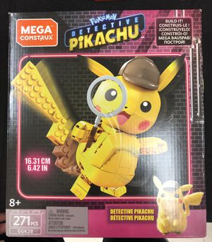 Detective Pikachu Build Set for Sale in Lexington, KY