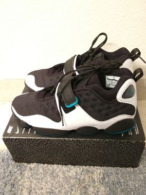 Jordan Black Cat black turbo green size 11 men for Sale in San Leandro, CA
