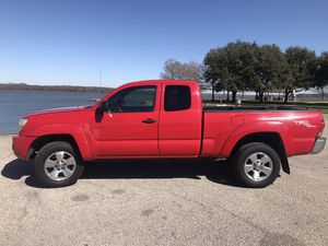 2005 Toyota Tacoma Rebuilt Title in hand for Sale in Arlington, TX