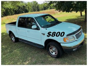 owner 2002 Ford F-150 excellent condition clean title for Sale in Oakland, CA