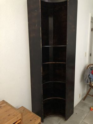 Corner shelf furniture for Sale in Fallbrook, CA