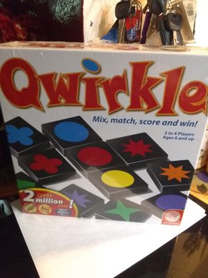 Qwirkle Board Game by MindWare. New. for Sale in Fort Worth, TX