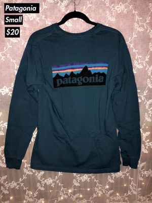 Patagonia Long Sleeve T-Shirt for Sale in Alpharetta, GA