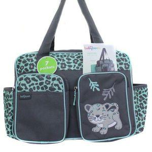 Used Diaper Bag Babyboom Leopard Print for Sale in Bonita, CA