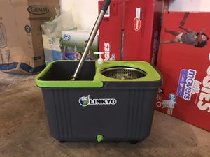 spin mop for Sale in Sammamish, WA