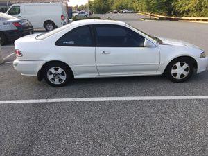 Honda Civic ex coupe 2 de for Sale in Alexandria, VA