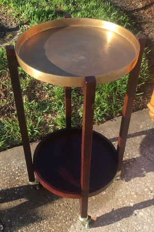 Wooden plant stand for Sale in Casselberry, FL