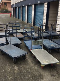 Heavy Duty Platform Trucks for Sale in Kirkland,  WA