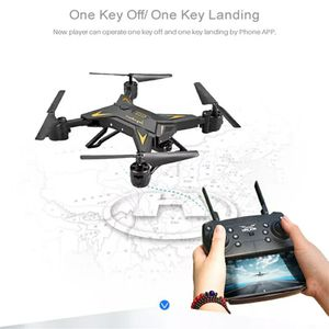 New RC Drone with Camera 1080P Selfie Drones with Camera HD Foldable Quadcopter Quadrocopter with Camera Fly 18 Mins VS E58 for Sale in Bethesda, MD