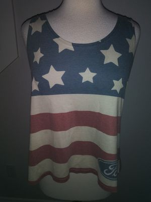 Womens large ford americana shirt for Sale in Mesa, AZ