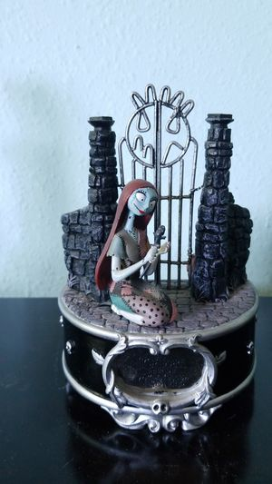 Nightmare before Christmas Sally music box for Sale in San Jose, CA