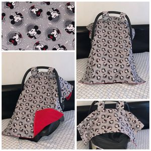 Mickey & Minnie car seat canopy for Sale in Temple City, CA