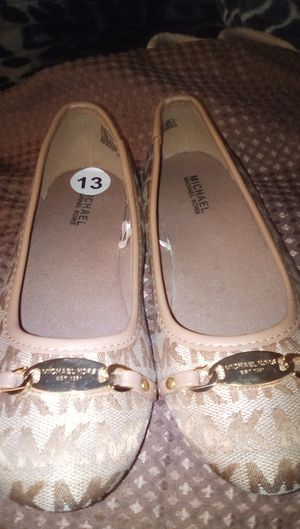 Michael kors girls shoes for Sale in Lancaster, CA