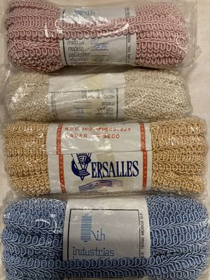 Crafting/Sewing Trim - 10 Meters each . $13.00 per item. for Sale in Chicago, IL
