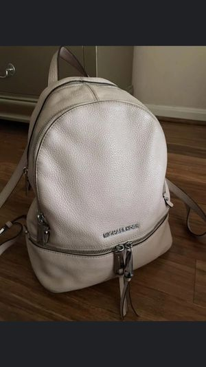 Michael kors backpack pale pink for Sale in Fairfax, VA