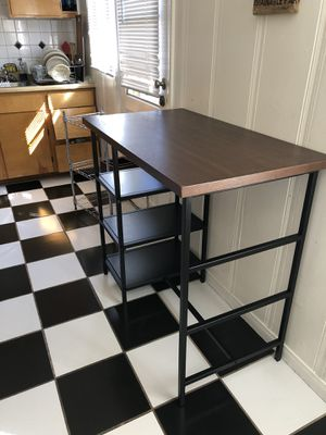 Bar table counter, stools for Sale in San Diego, CA