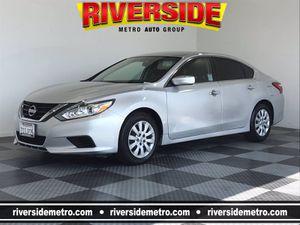 2016 Nissan Altima for Sale in Riverside, CA