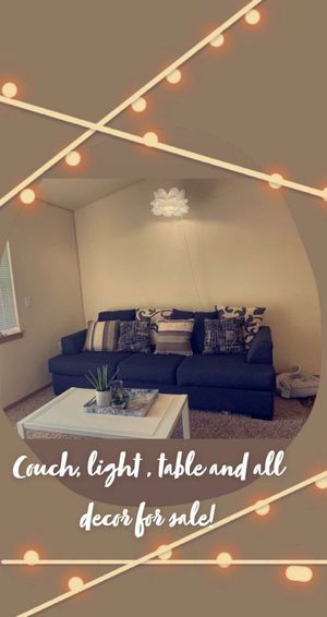 3 Person Couch for Sale in Lynnwood, WA