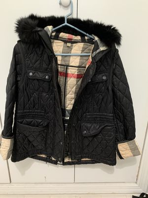 Burberry Jacket !!! Like new for Sale in Queens, NY