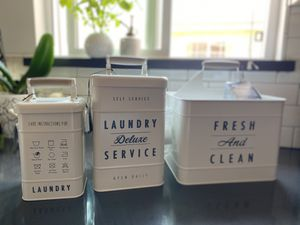BHG Laundry Farmhouse Set for Sale in South Gate, CA