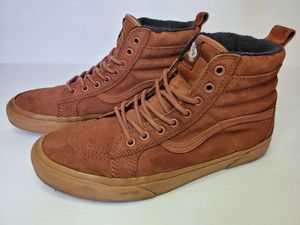Vans SK8-Hi MTE Sequoia/Gum Size 10 Mens for Sale in Los Angeles, CA