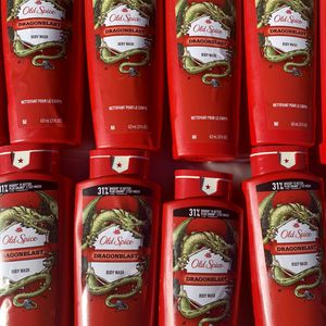 OLD SPICE DRAGONBLAST BODY WASH (21 FL OZ) [$4 EACH] for Sale in Colton, CA
