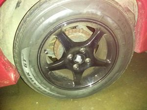Mustang cobra rims for Sale in Mount Oliver, PA