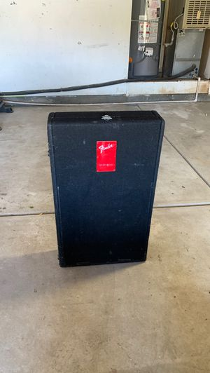 Fender PX - 2200 Powered PA system for Sale in San Jose, CA