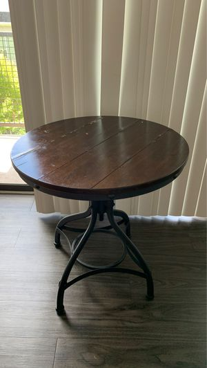 Wooden side table for Sale in Austin, TX