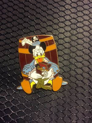Donald Duck Pirate Disney Pin for Sale in Riverside, CA