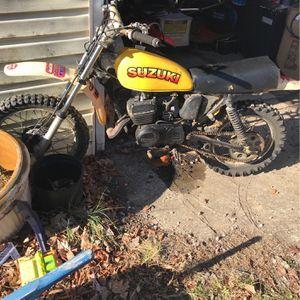 2 Stroke Dirt bike for Sale in Greensburg, PA