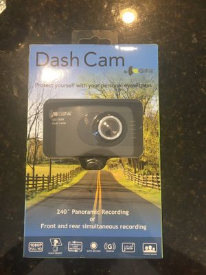 Dash Cam by GiiNii for Sale in Manassas, VA
