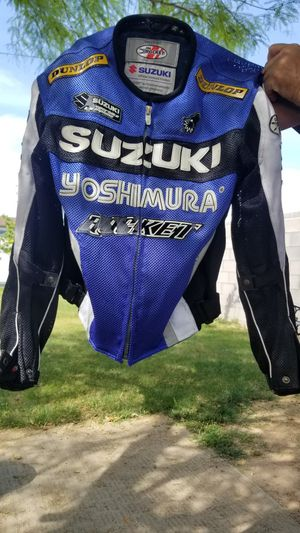 Size Small motorcycle jacket Suzuki for Sale in Phoenix, AZ