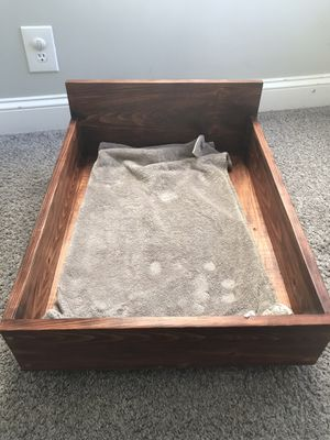 Dog bed - brown for Sale in Ashburn, VA