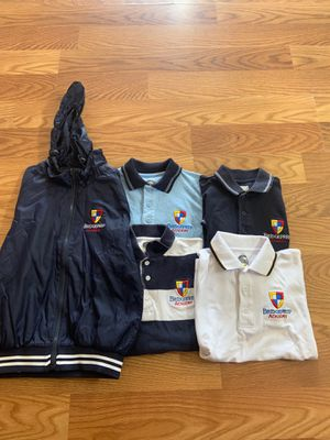Uniforms Bridgeprep academy / Weather rain Jacket sold separate for Sale in Fort Lauderdale, FL