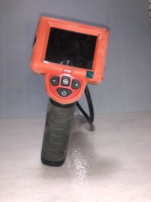 Rigid Micro CA25 Inspection Camera for Sale in San Jose, CA
