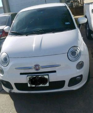 2012 Fiat 500 for Sale in Austin, TX