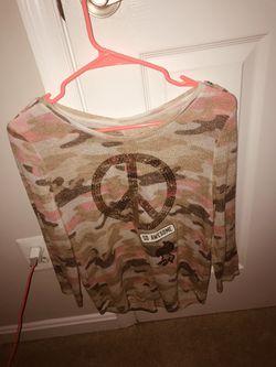 Girls' Camo Shirt for Sale in Springfield,  VA