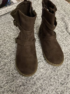 Toddler girls boots size 9 for Sale in Lacey, WA