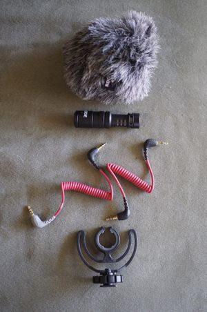 FT/FS: Rode Microphones VideoMicro Microphone for Sale in Sacramento, CA