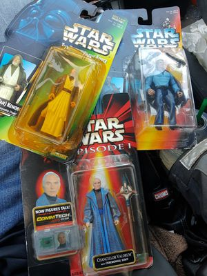 Star Wars vintage toys for Sale in Tacoma, WA