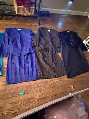 Variety of women's work clothes size 12p for Sale in Sykesville, MD