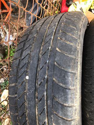 Llantas 205/55R16 for Sale in Rockville, MD
