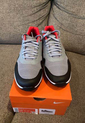 Nike Air Max 1 Golf shoe size 10 for Sale in Corona, CA