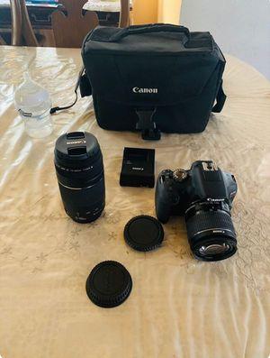 Rebel t7 camera for Sale in Santa Ana, CA