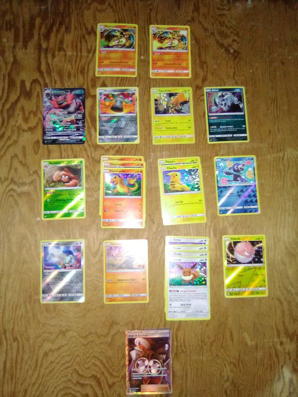 Pokemon Cards *ALL MINT CONDITION* 200+ Cards